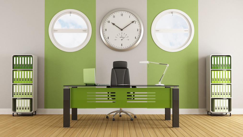 创意办公室设计图片