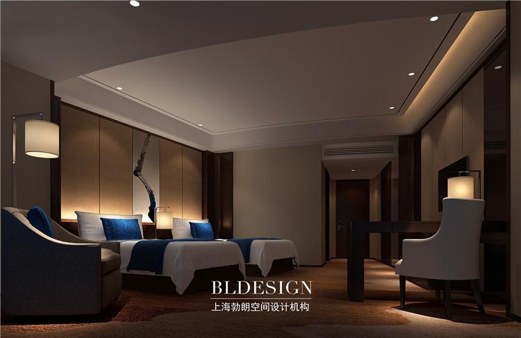 三门峡紫金宫标准四星级酒店客房改造设计方案