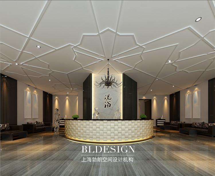 温县洗浴中心设计一改传统东南亚休闲风格,而是用纯正的现代风格去传达轻松、休闲的氛围。步入大厅,迎面而来的八爪鱼造型吊灯让人眼前一亮,时尚感遽然提升。同样简约的空间处理手法从大厅延续到更衣室、浴区、休息区,LED屏的动态荷塘月色让人心旷神怡。镜子在空间中的运用同样精彩,不管是隔断还是与灯光的配合,都让整个空间更具时尚美感。 County bath center design change traditional recreational style of southeast Asia, but with m