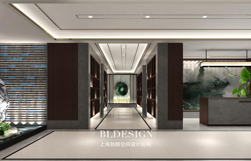 新郑茶缘·中式茶楼设计方案效果图