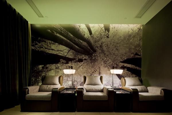 现代中式 原石滩高端spa会所设计方案赏析