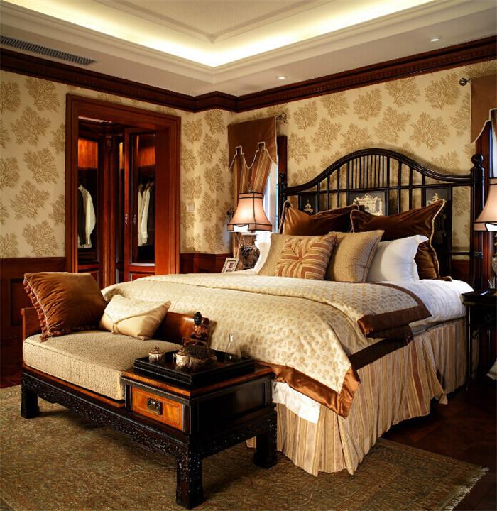 高级别墅卧室设计图