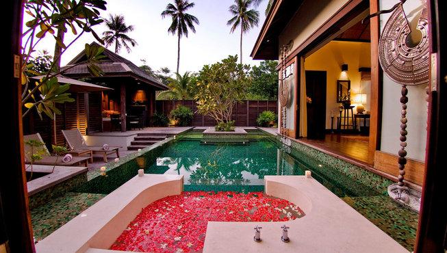普吉岛安娜塔拉别墅度假村酒店设计欣赏