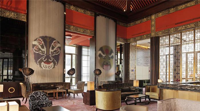 海口埃德瑞皇家园林酒店设计