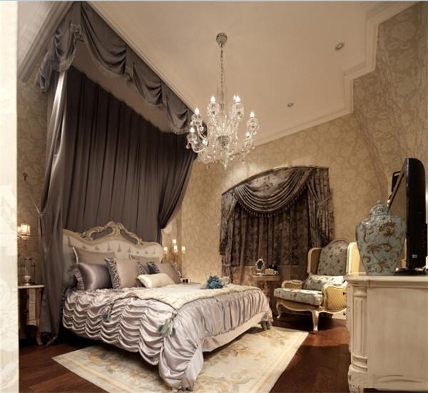 经典欧式风格设计 别墅样板房设计赏析