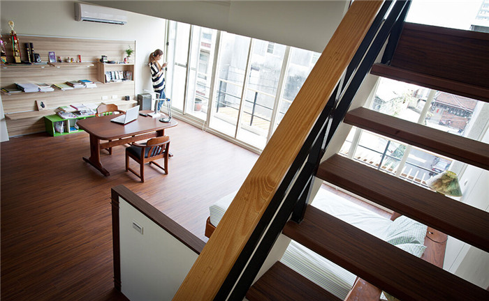 专业豪宅设计公司 阅读室