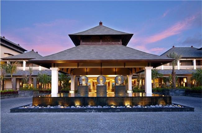 度假最佳之选 巴厘岛瑞吉度假酒店设计赏析