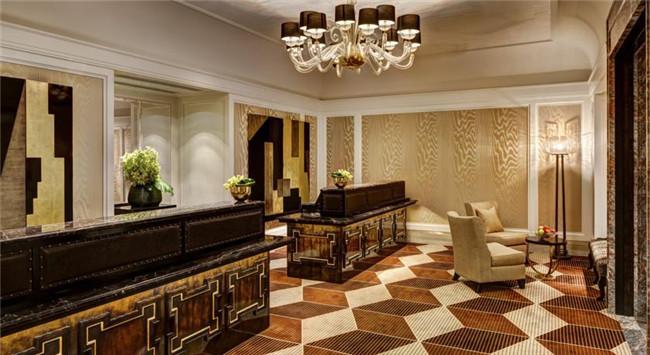 纽约宫酒店塔楼客房设计方案