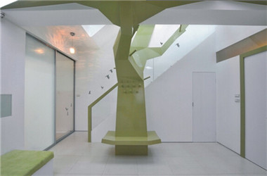 创意办公设计经典之作  儿童美术安亲教室设计欣赏