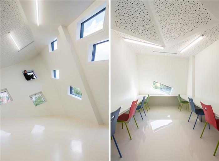 米卢斯文化中心-国外创意办公空间设计赏析图片
