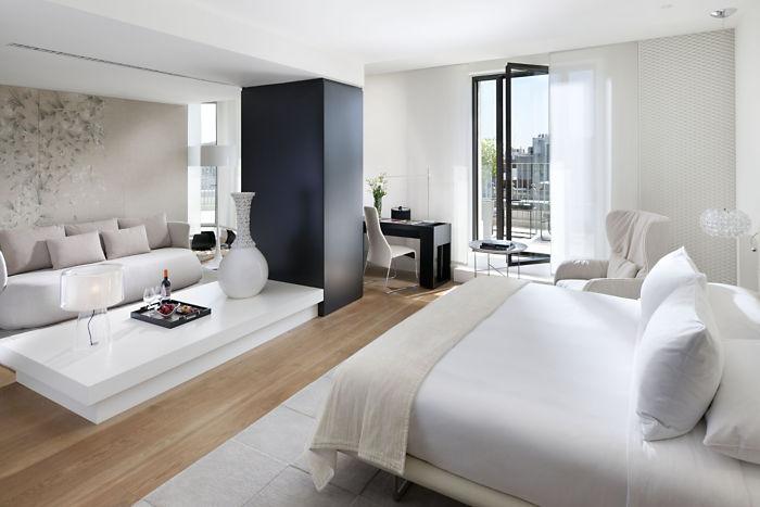 奢华酒店特色客房设计效果图