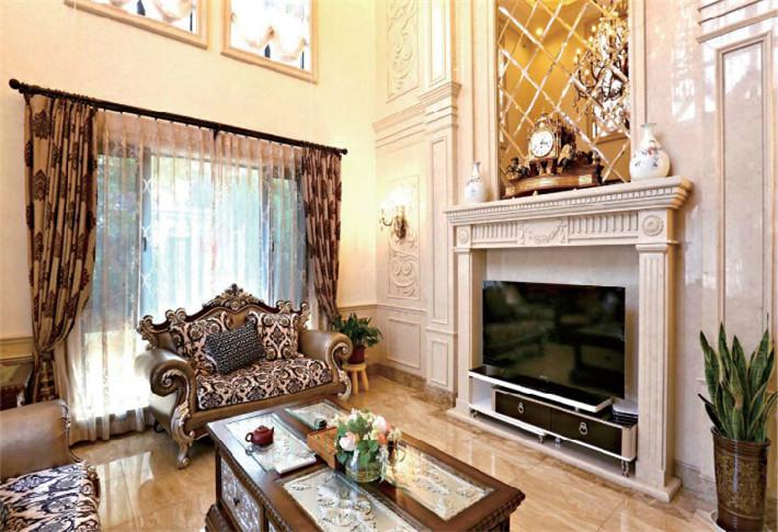 """叶上海""""塞堡""""欧式别墅设计案例"""