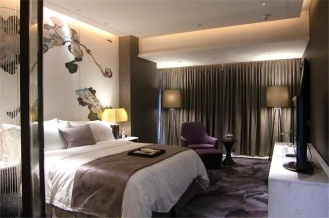 深圳四季酒店客房设计