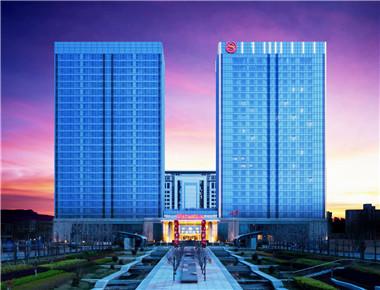 尊贵豪华 青岛胶州绿城喜来登酒五星级酒店设计方案