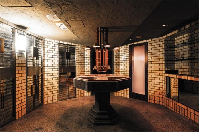 mott 32餐厅设计方案