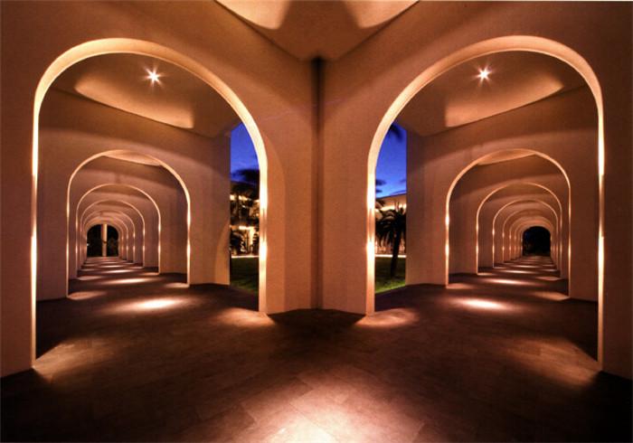现代欧式高端售楼处外观设计方案欣赏