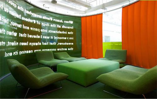 个性办公 jwt-广告公司办公室设计效果图欣赏