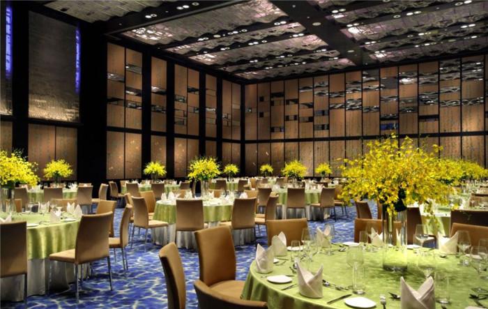 绿色花园 三亚半山半岛洲际度假酒店设计方案