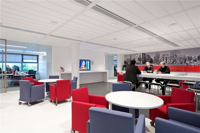 現代時尚辦公室設計