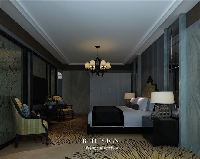 欧式,是贵族的典范,是尊贵、慵懒的象征。本案以现代手法融合欧式古典设计元素,打造出一个沉稳大度、具有人文气息的欧式复式别墅样板房空间。 不经雕琢的天花,还原空间的大气开阔。简约的花式地板、精致的精致家具、现代感的磨花玻璃装饰以及具有怀旧气息的典雅的吊灯,构成了一个精致、完美的复式别墅设计。无论是客厅还是居住空间,素雅的装饰,简洁而高雅的装置艺术,无不展示着一种别样的典雅与温馨。 Ou shi, is a model of nobility, is the symbol of noble, languid
