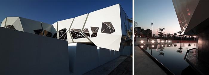 造梦空间 未来幻想式创意售楼处设计方案赏析图片