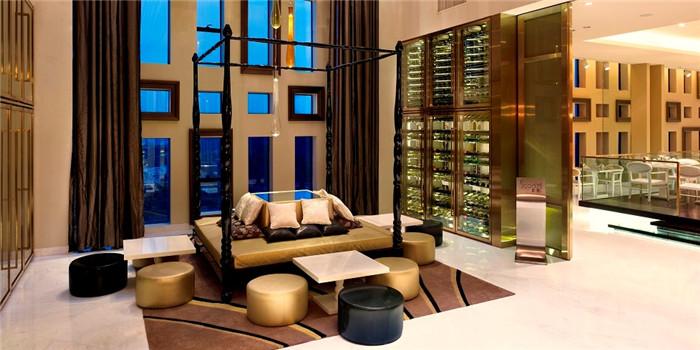 二层欧式商务酒店