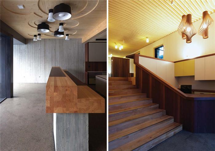 办公楼室内空间设计效果图