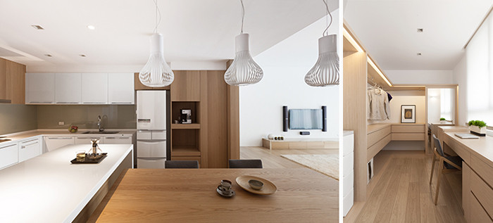 木质小清新私家别墅设计效果图