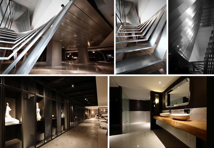 富有创意的商业空间设计方案