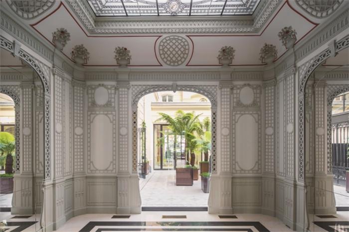 巴黎半岛五星级酒店设计效果图欣赏