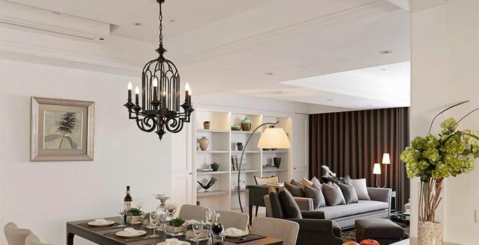 现代新古典风格二层别墅设计图 满足您的优雅享受