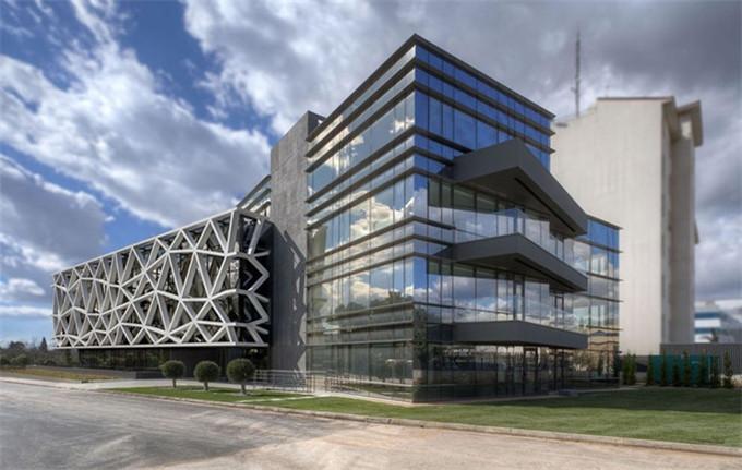 eight综合性创意办公楼设计方案