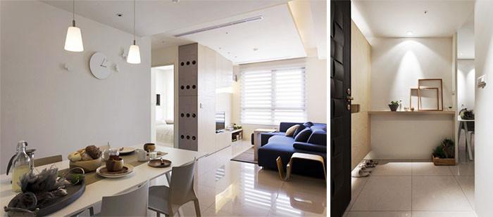 日式简约风格别墅设计方案
