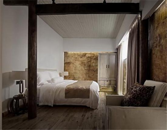 江西婺源墅家墨娑中式主题酒店设计案例欣赏图片