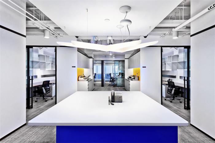办公室空间设计效果图