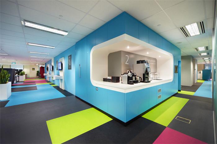 趣味办公室空间设计