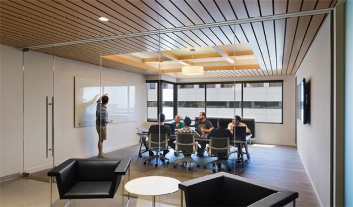 办公室室内空间设计
