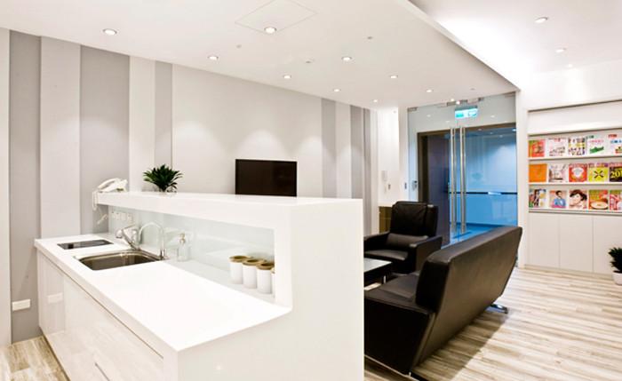 良好的办公环境:办公室设计