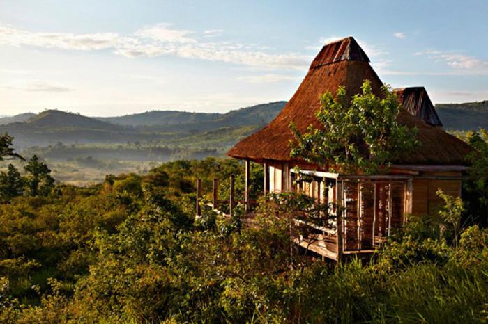 专业高档别墅设计公司推荐原生态度假别墅设计方案