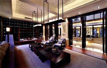 顶级会所室内设计方案