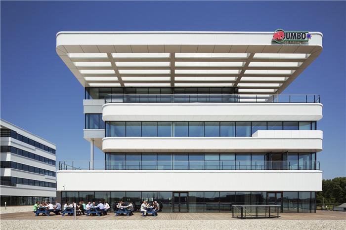 国外办公室设计 荷兰斯丹西办公楼设计方案