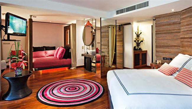 普吉岛蓝珍珠五星级度假酒店设计效果图欣赏