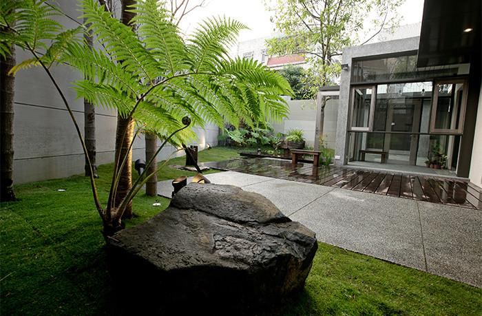 日式禅意 三层独栋禅风别墅设计效果图