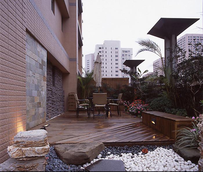 混搭风格别墅设计 自然风格与禅式态度的惊喜交织图片