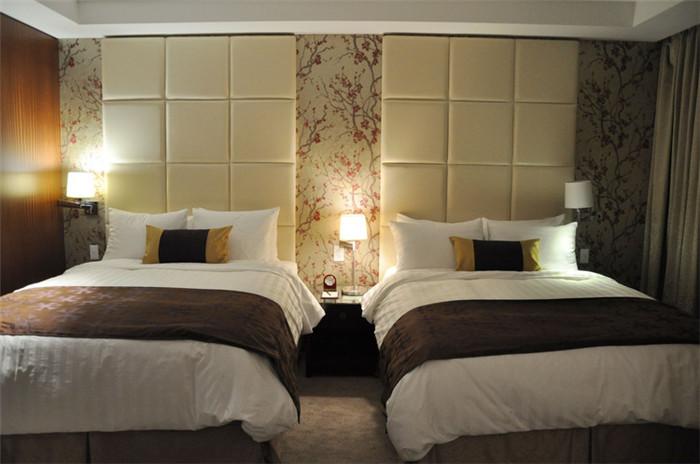五星级酒店客房空间设计欣赏