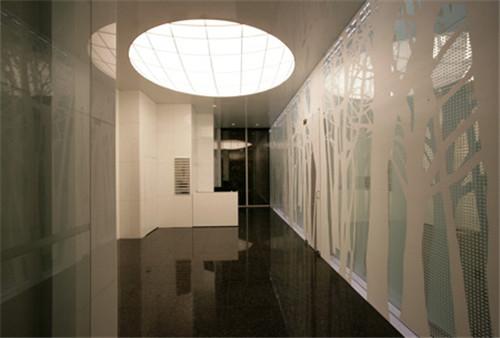 办公室室内空间设计欣赏