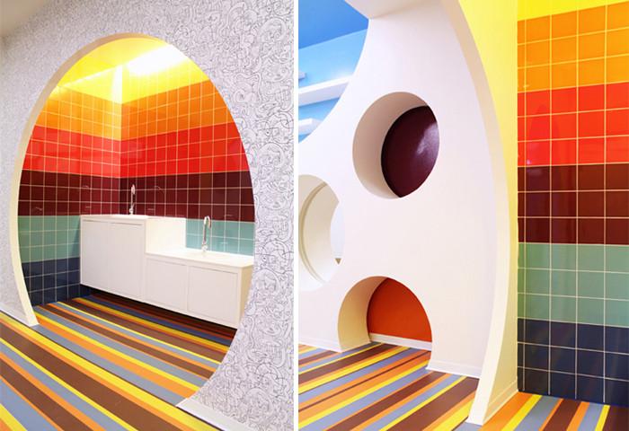 国外创意儿童活动中心俱乐部设计欣赏