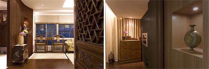 专业高档别墅设计公司分享新东方风格别墅设计方案