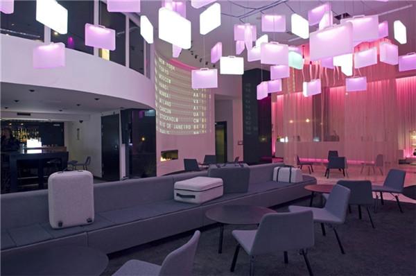 创意酒店空间设计图片