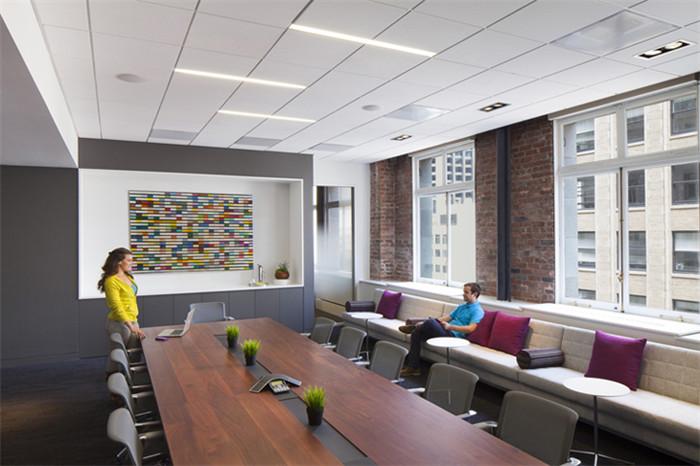 特色办公室会议室设计图片